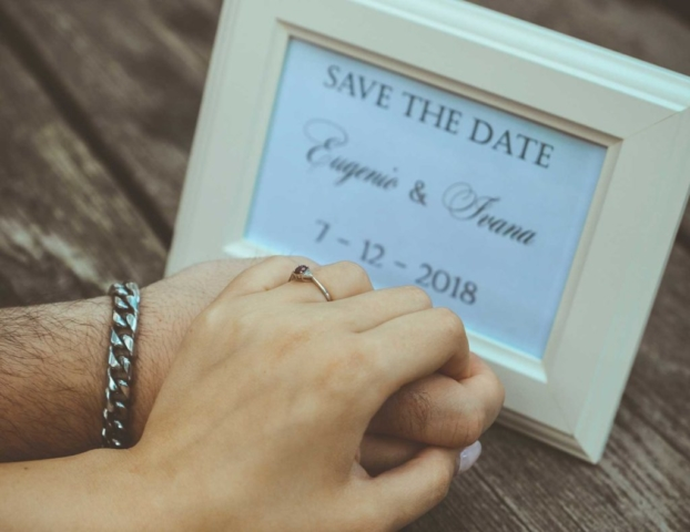 save the date Matrimonio