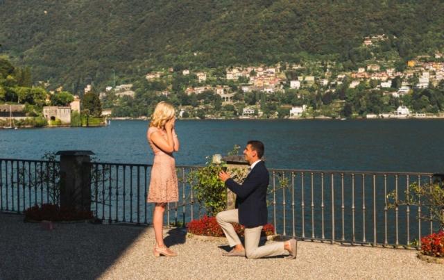 Fotografo Matrimonnio Monza Fidanzamento Villa d'Este